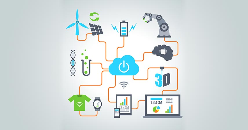 Blog ICT Experts - Internet of Things: from connected devices to decision making & customer experience